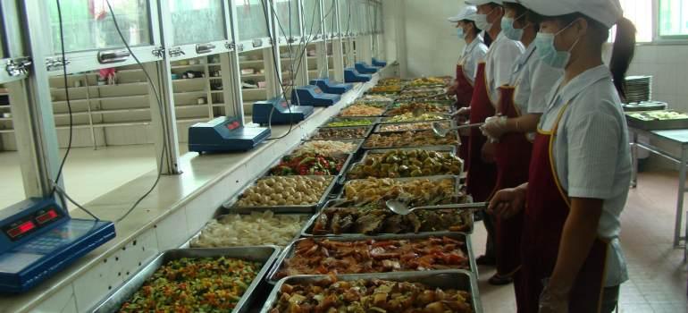 如何降低食堂承包安全风险